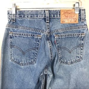 Vintage Levi's 505 women's high rise mom Jean 3